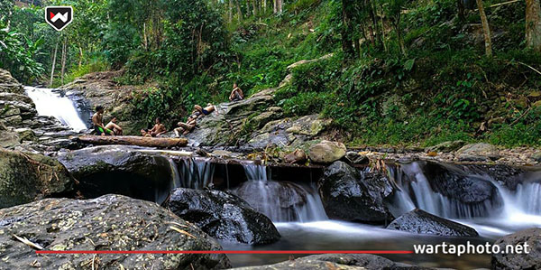 Air Terjun dan Sungai Alami Kedungpaso Kudus, Potensi Wisata yang Mulai Serius Dikelola Pemdes