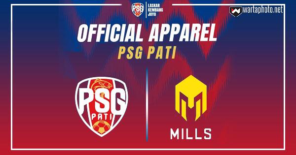 Psg Pati Kolaborasi Dengan Mills Untuk Jersey Domy Stupa Untuk Anthem Club Wartaphoto Net
