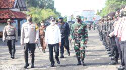 1.515 Personel Gabungan Diterjunkan untuk Amankan Pilkades Serentak