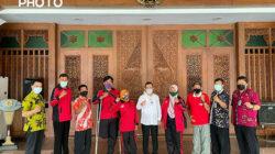 Bupati Pati Melepas 3 Atlet NPCI Ikuti Pelatda di Surakarta